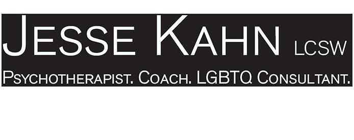 Jesse Kahn Therapy